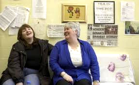 Tea in the Pot (TITP) Women's Drop-in Centre and Support Service in Govan
