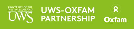 UWS Oxfam Partnership